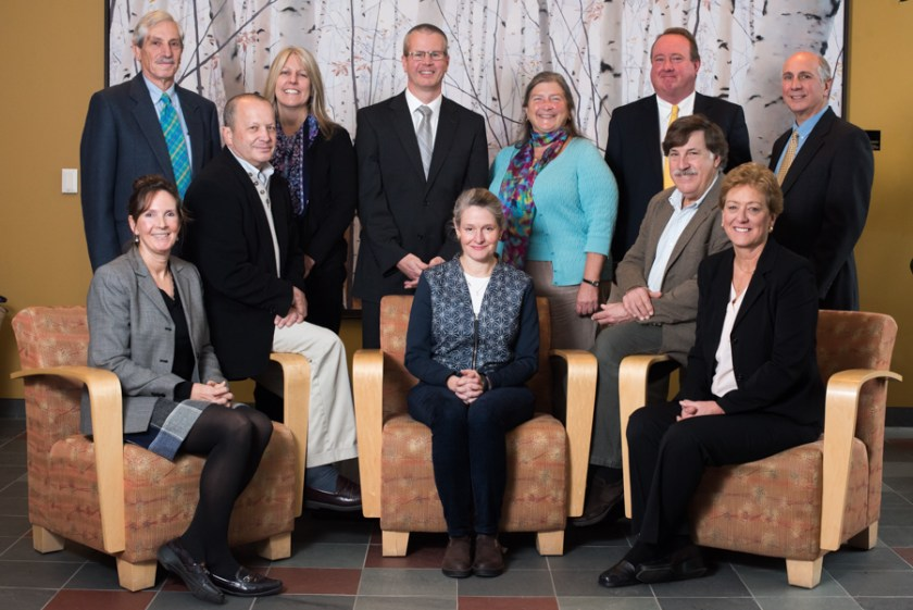 BMH Board of Directors 2016