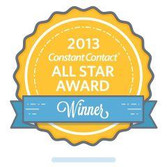 CC All Star Award logo