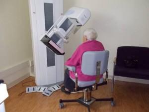 Mammo chair_komen