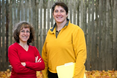 Margaret Ferry, MD and Maureen Mahoney, PA-C