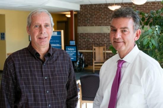 Wayne Temmen, PA-C and Brett Hynninen, MD