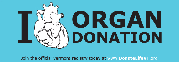 i love organ donation