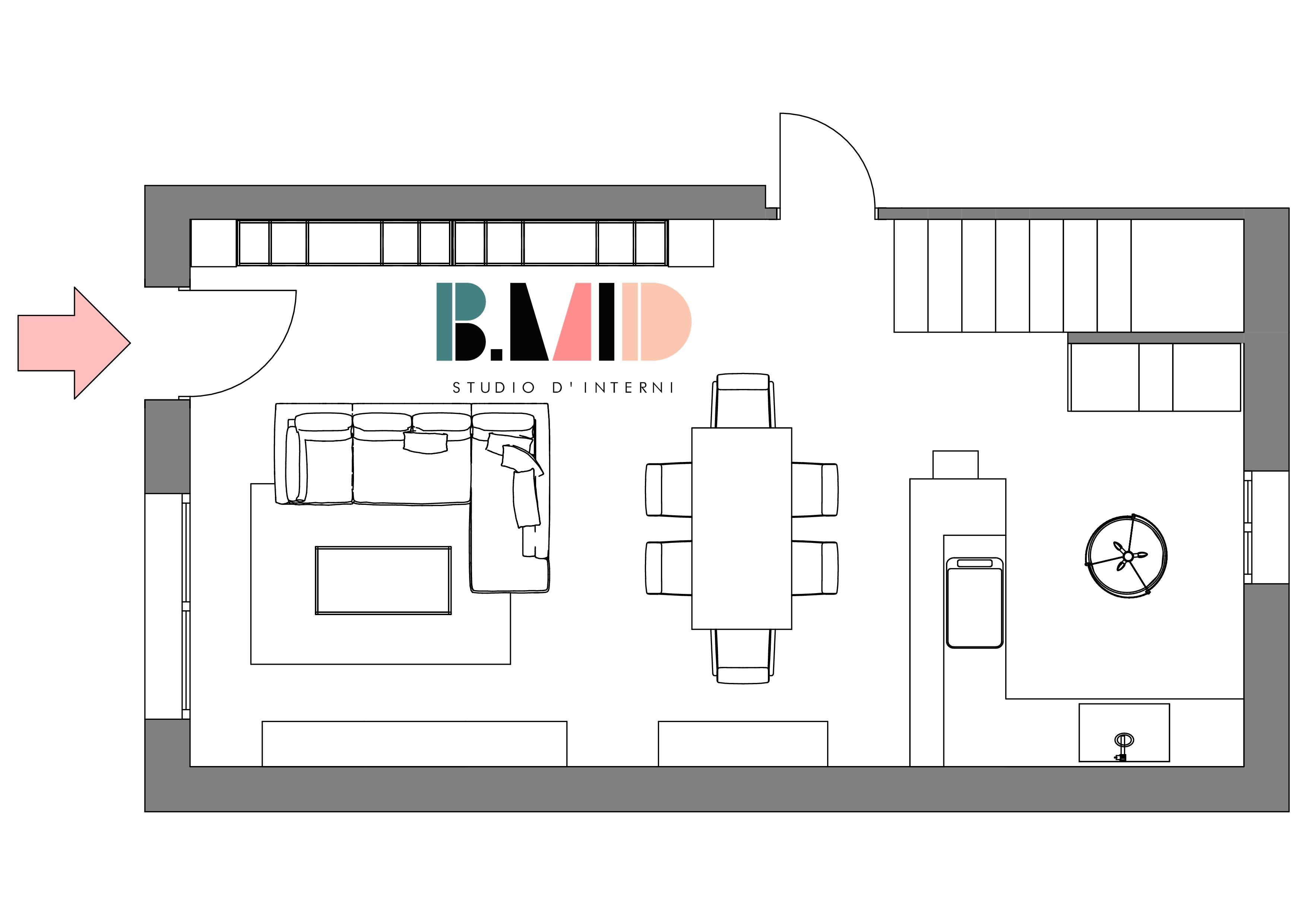 Piante Arredo Dwg : Best pianta soggiorno pictures amazing design ideas
