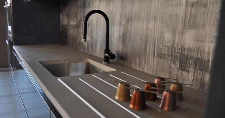 piano cucina cemento Archivi - Bettio Marta interior design ...