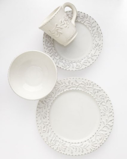 Idee per la tavola: i piatti
