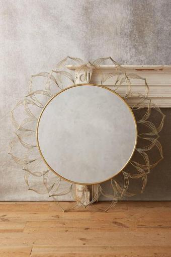 Specchio cornice moderna