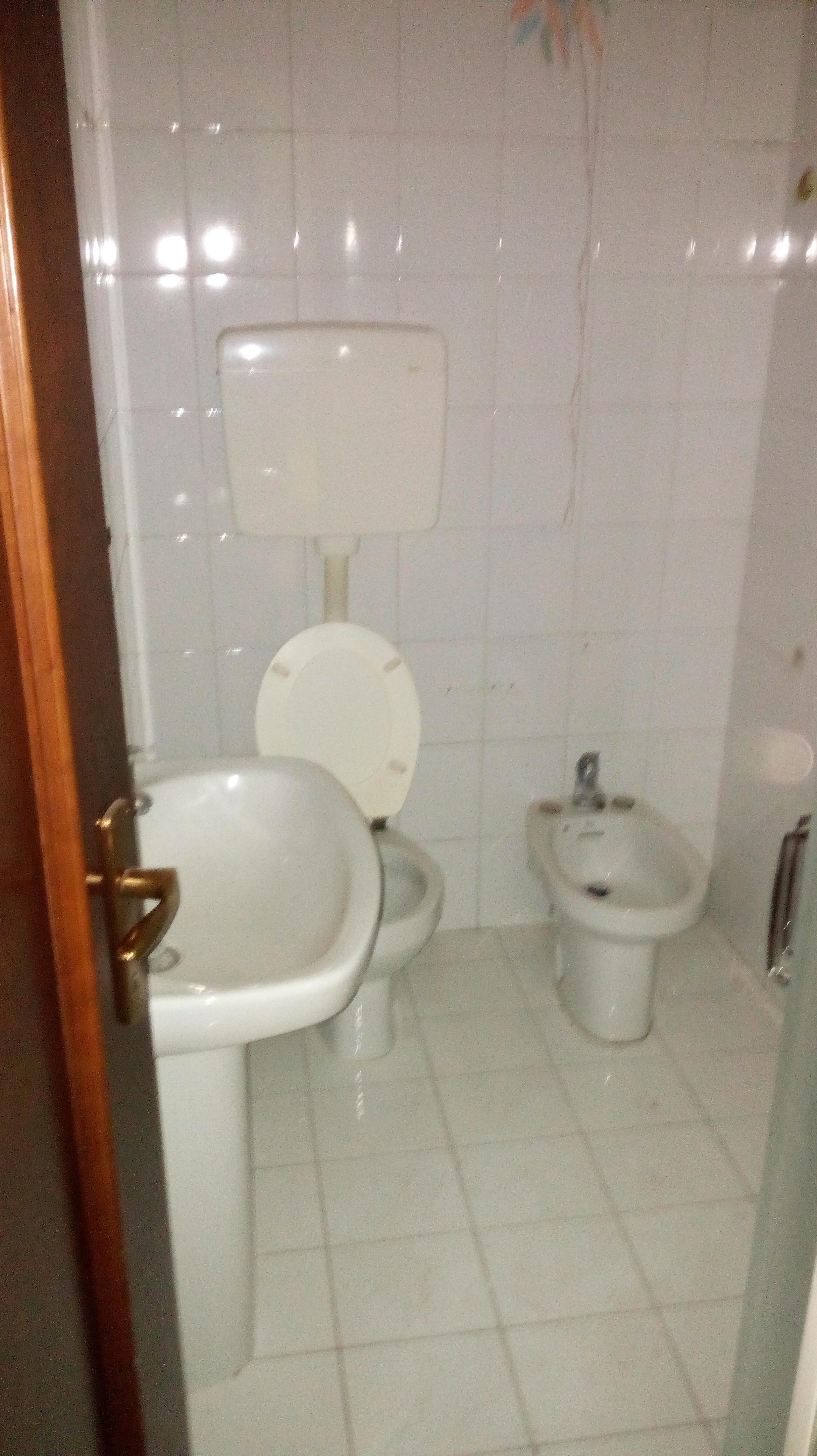 Restyling low cost di un bagno in stile retrò