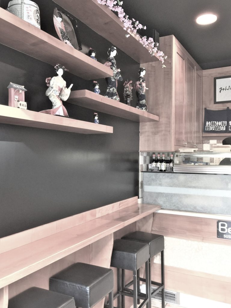 Restyling: Bento Sushi Take Away & Delivery