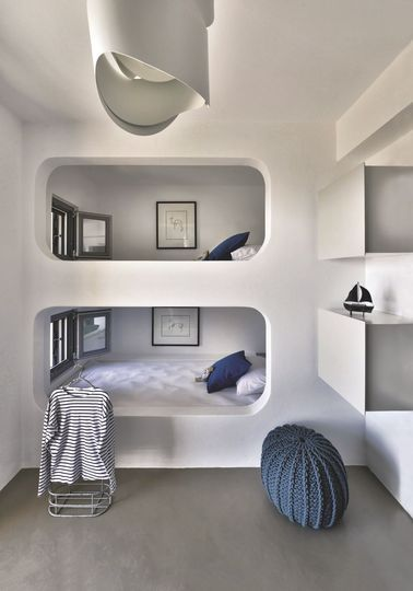 Tanti idee per il letto a castello