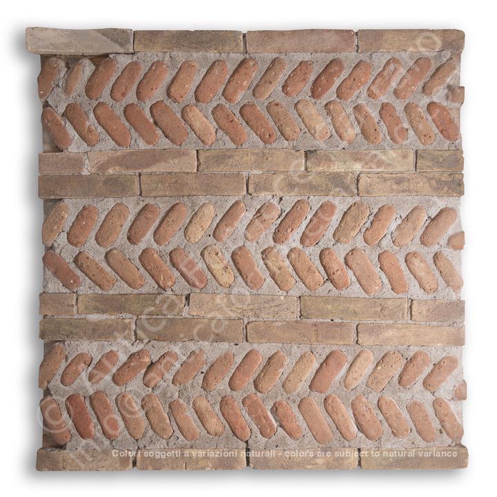Materiali antichi: il cotto