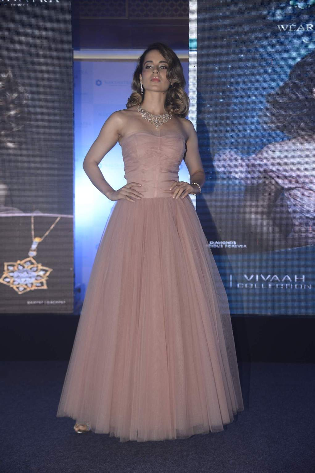 Kangana Ranaut Beautiful Kangana Ranaut Dazzles In Stunning Outfit | Nakshatra Kangana Nakshatra 4