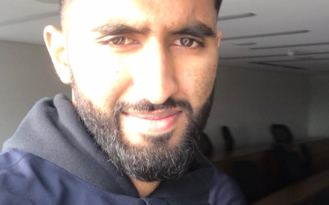 Abdullah – intern