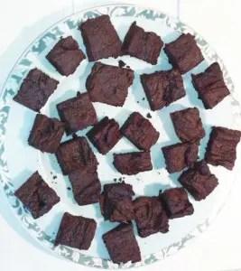Les brownies de Charlotte I.