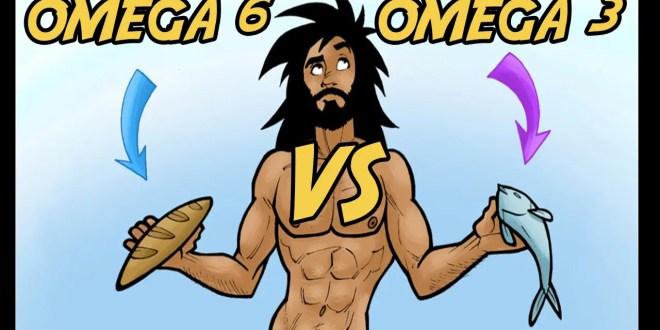 OMEGA 3 vs OMEGA 3