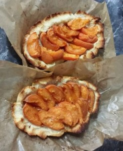 La tarte aux abricots de Romain B.