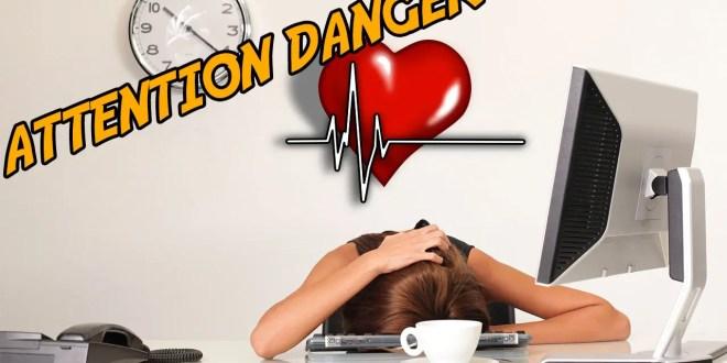 Comment le stress chronique RUINE votre santé 1