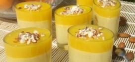 Verrines amande-orange Paléo 3