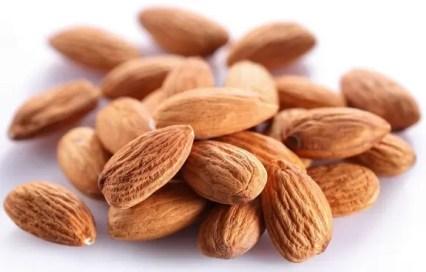 Les amandes : source de protéines végétales