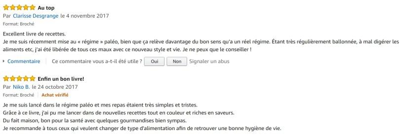 Paléo ! Les 125 recettes faciles et gourmandes de Blandine 1