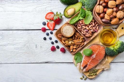 Régime alimentaire de la stéatose hépatique