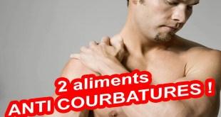 Courbatures : 2 moyens de prévention dans votre assiette ! 1