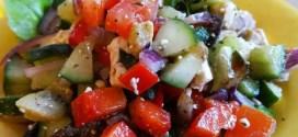 Salade grecque Paléo 5