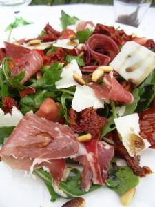 Salade italienne Paléo 1