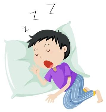 perdre la graisse du ventre en dormant mieux