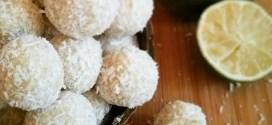 Truffes exotiques coco-citron vert 5