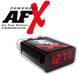 NGK Powerdex AFX - Air Fuel Ratio Monitor Kit - Wideband O2