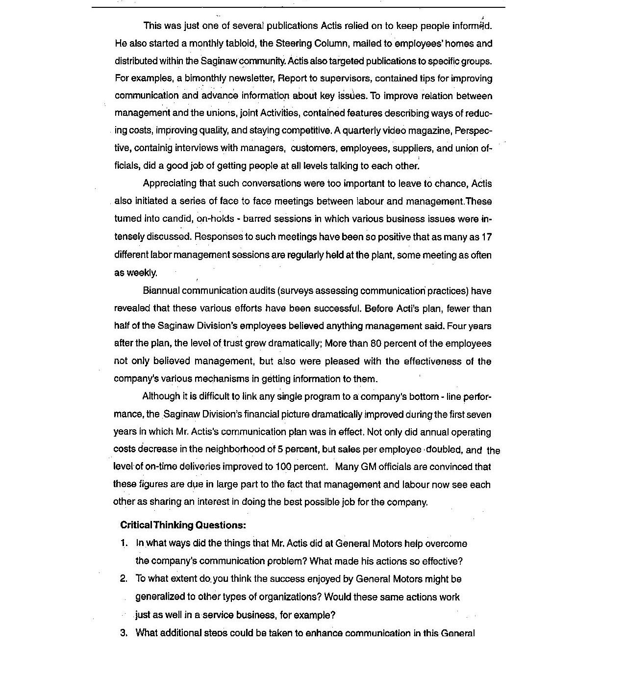 Apa style interview essay example