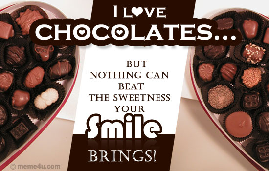 Top 25 Sweet Awesome Lovely Romantic Delicious Happy Chocolate Day