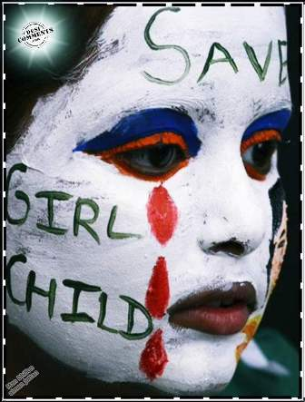 save girl child in india essay In older days the birth of a girl child was considered as auspicious as per an indian proverb, a home without a daughter is like a body without soul the birth of a.