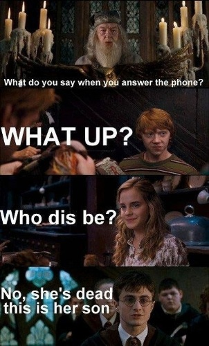 Cool Superb Harry Potter Jokes Sms Funny Status For Whatsapp Facebook Bms Co In