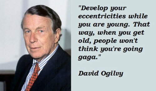 David Ogilvy Quotes Entrancing 10 Essentially Rocking Quotes Of 'david Ogilvy' To Instantly