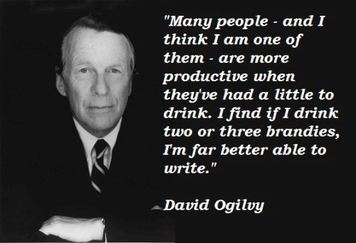 David Ogilvy Quotes Endearing 10 Essentially Rocking Quotes Of 'david Ogilvy' To Instantly