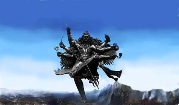 Latest Lord Kalbhairav HD Wallpaper for free download