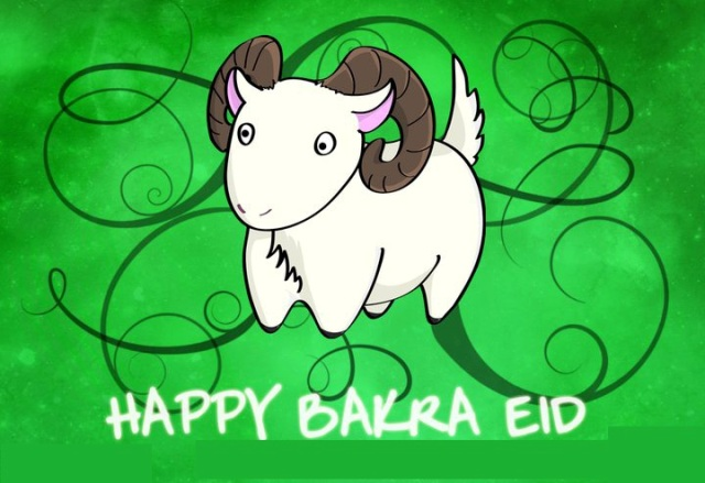 Happy Advance Bakra Eid 2014 Hd Wallpapers Images Wishes For