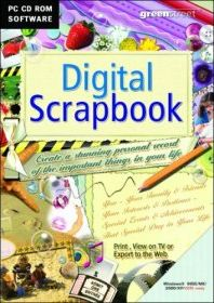 Greenstreet Digital Scrapbook Scrapbooking Software