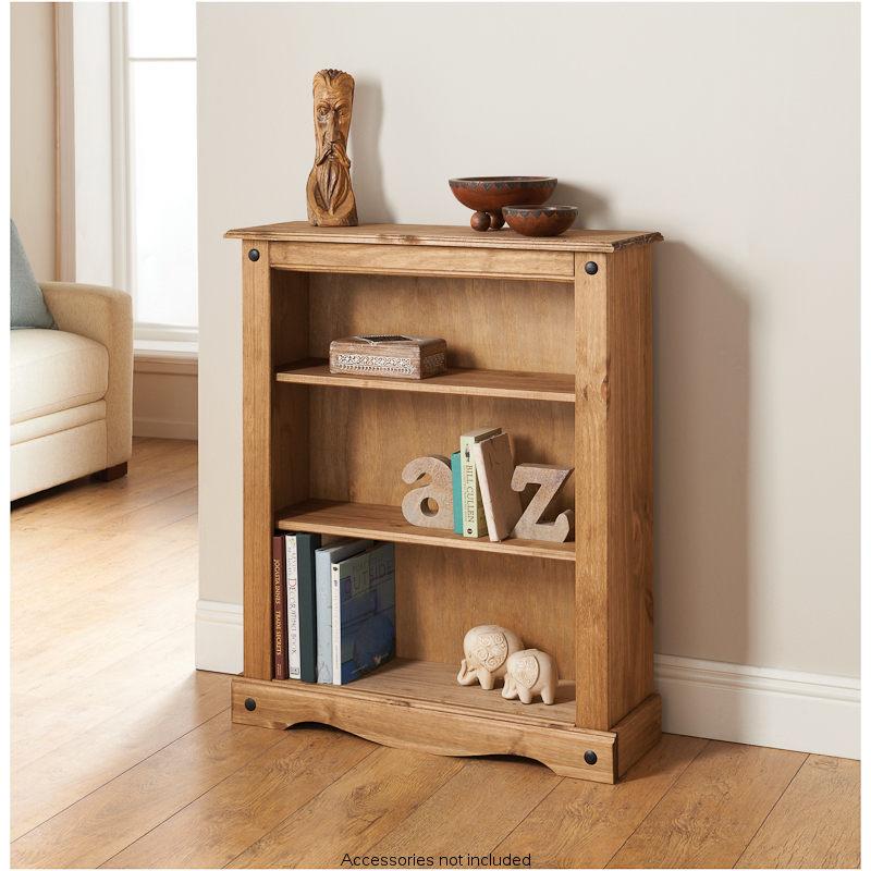 Rio Bookcase 3 Shelf Furniture BampM
