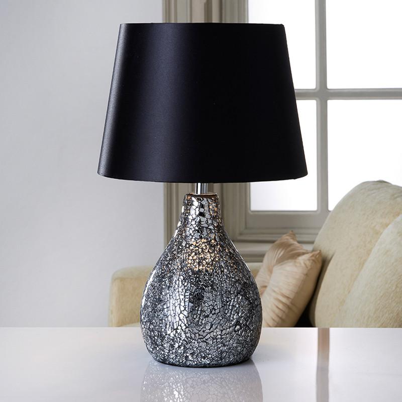 Ava Mosaic Table Lamp Lighting Lamps Table Lamp
