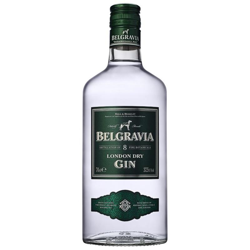 Belgravia London Dry Gin 75cl Groceries Alcohol BampM