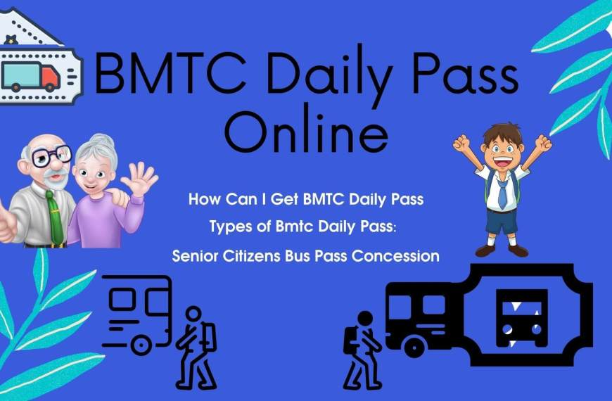 Bmtc Daily Pass Online – Easy Step By Step Tutorial 2021