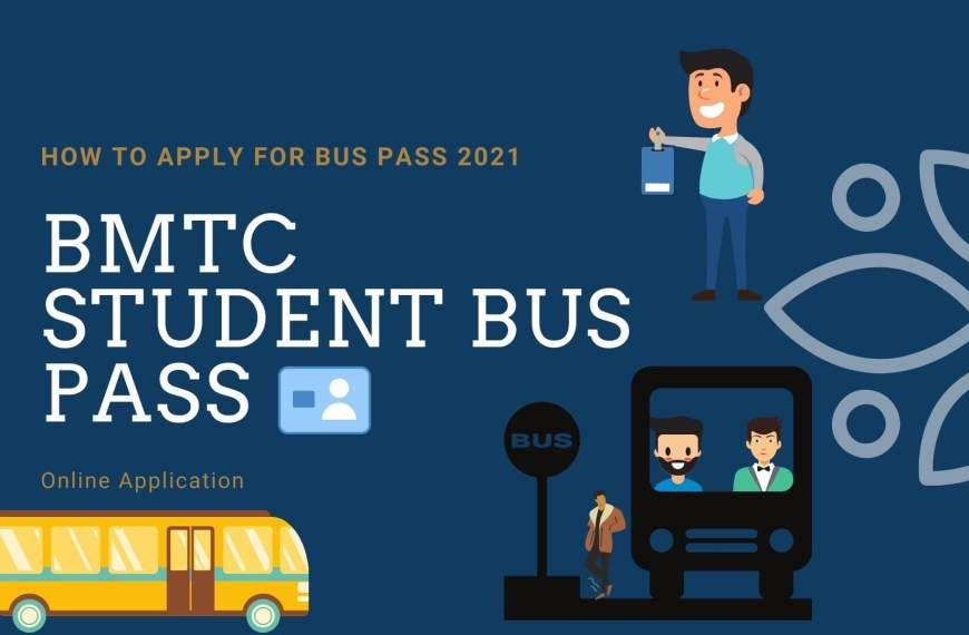 BMTC Student Bus Pass Online Application Status 2021 – Click Here