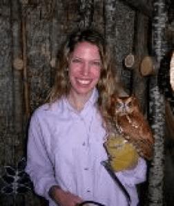 Rose Wall - Education Coordinator/Senior Naturalist