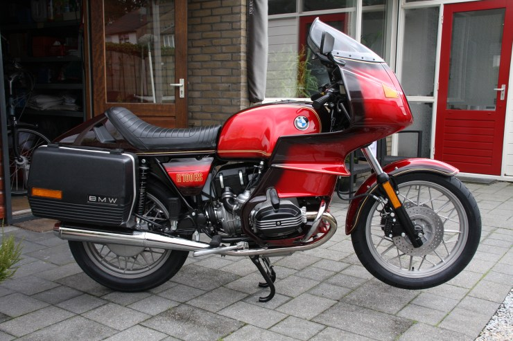 BMW R100RS 1981