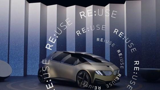 The BMW i Vision Circular with Domagoj Dukec | BMW.com