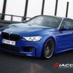 F30 Bmw M3 Coupe Rendered Bmwcoop