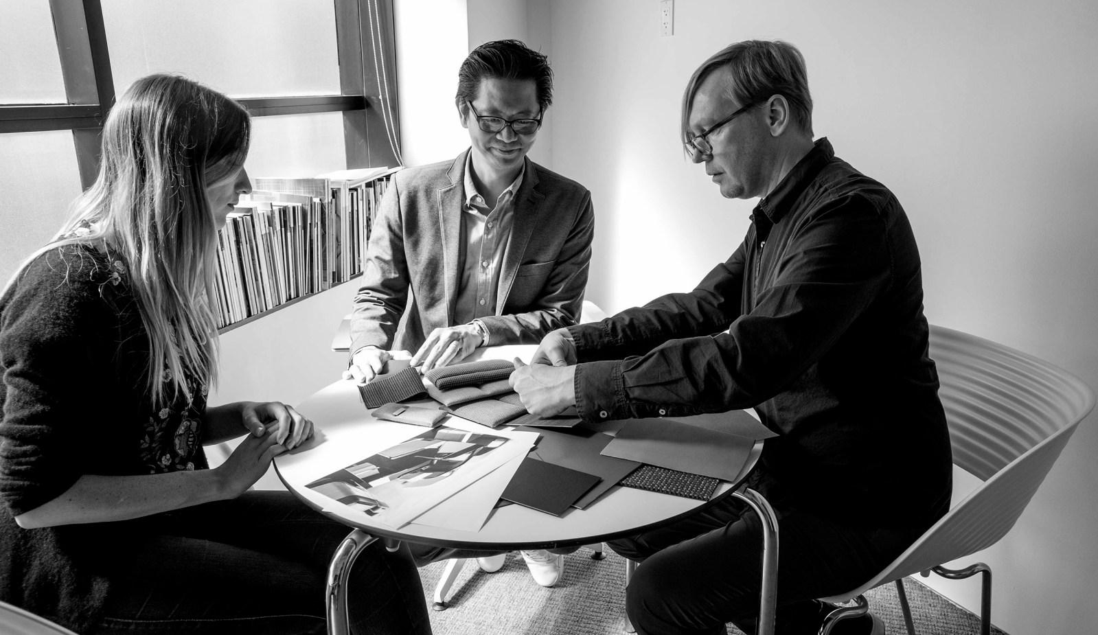 eva seats process team discussion