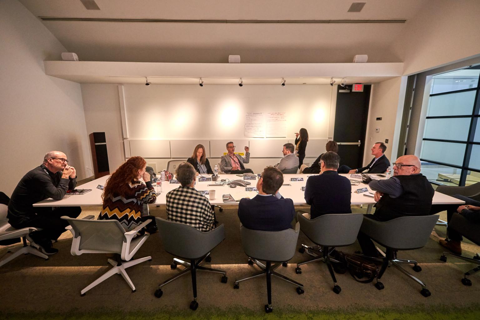 IIDA Industry Roundtable Discussion